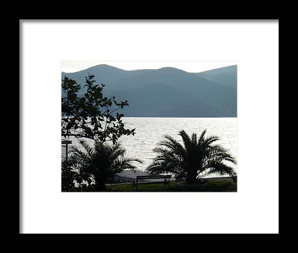 Quiet Time Framed Print featuring the photograph Quiet time by De La Rosa Concert Photography