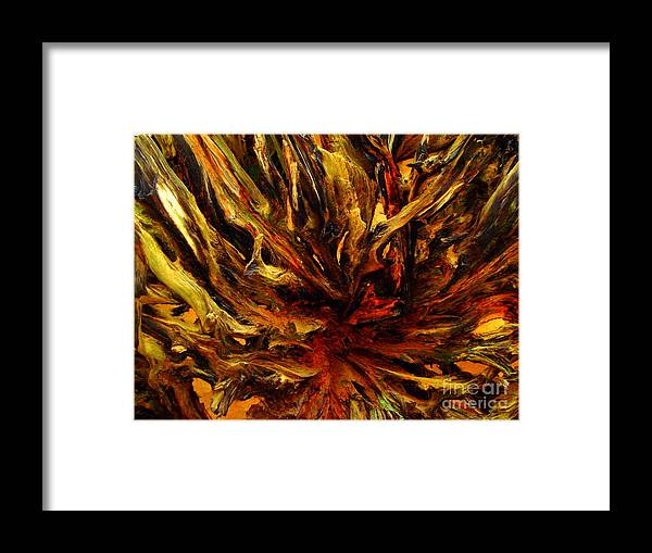 Roots Framed Print featuring the photograph Raices by Claudia Sanchez