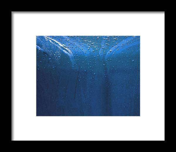 Rain Framed Print featuring the photograph Rain 2 by Mickie Boothroyd
