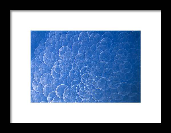 Raindrops Framed Print featuring the photograph Raindrops On Window by Silke Magino