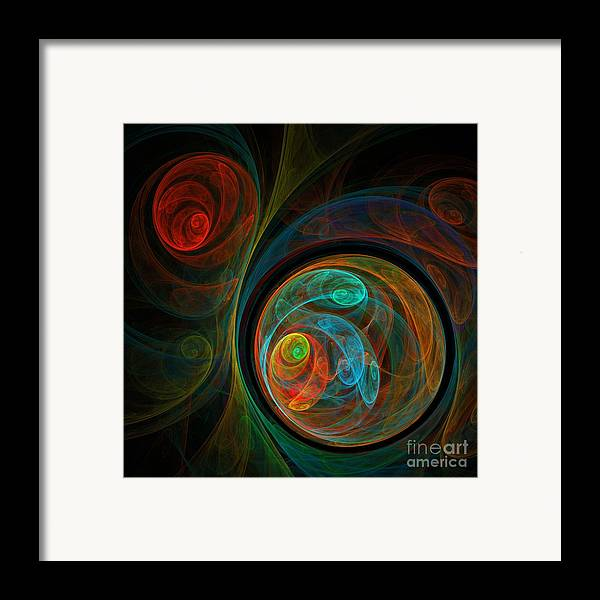 Rebirth Framed Print featuring the painting Rebirth by Oni H
