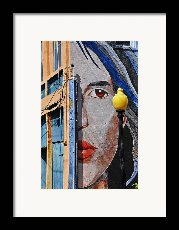 Skip Hunt Framed Print featuring the photograph Redeye by Skip Hunt