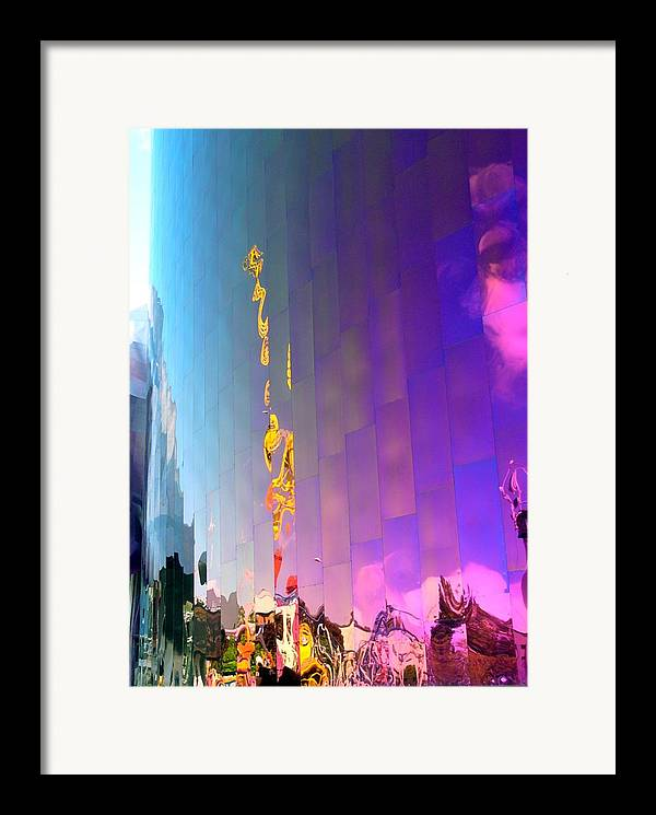 Architect Framed Print featuring the photograph Reflection by Kenna Westerman