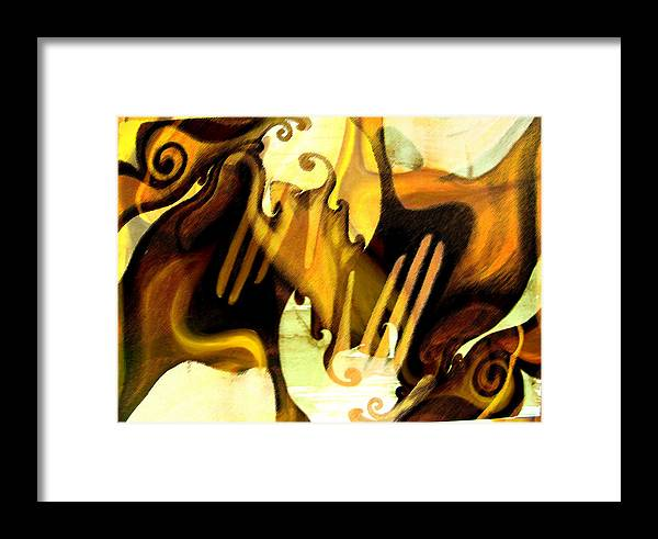 Mandycka Framed Print featuring the mixed media Reflection Of Humanity by MandyCka Johnson