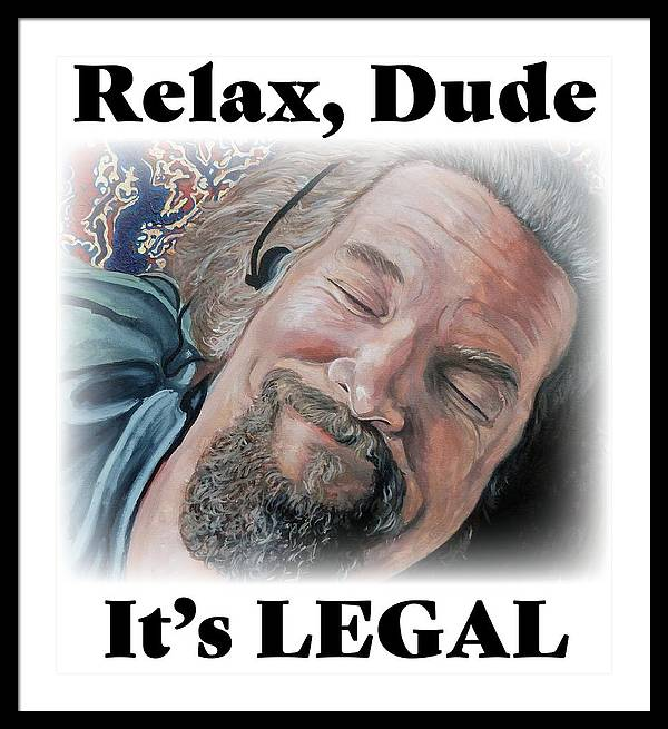 Relax, Dude by Tom Roderick