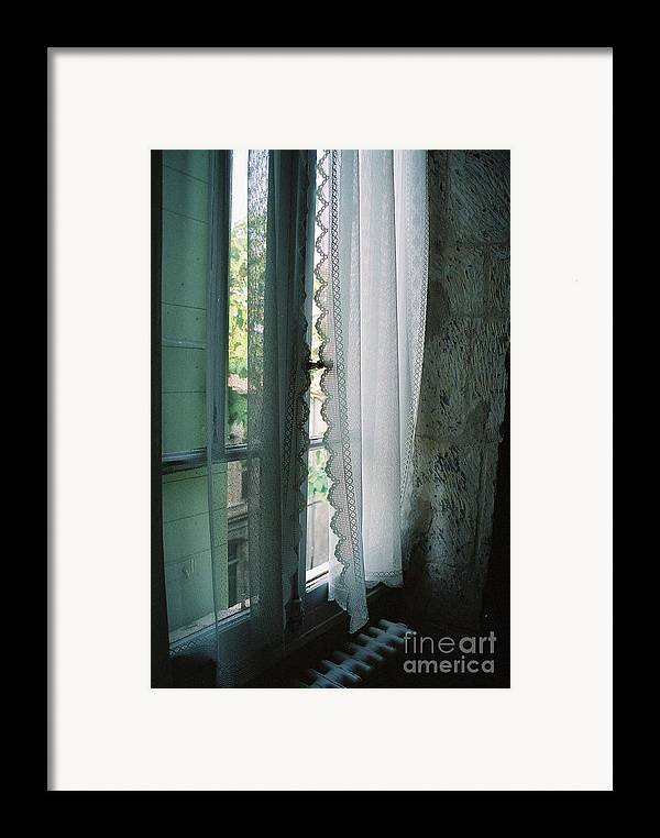 Arles Framed Print featuring the photograph Rest by Nadine Rippelmeyer