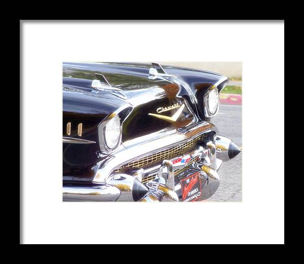Retro Framed Print featuring the photograph Retro Dream by Catherine Utschig