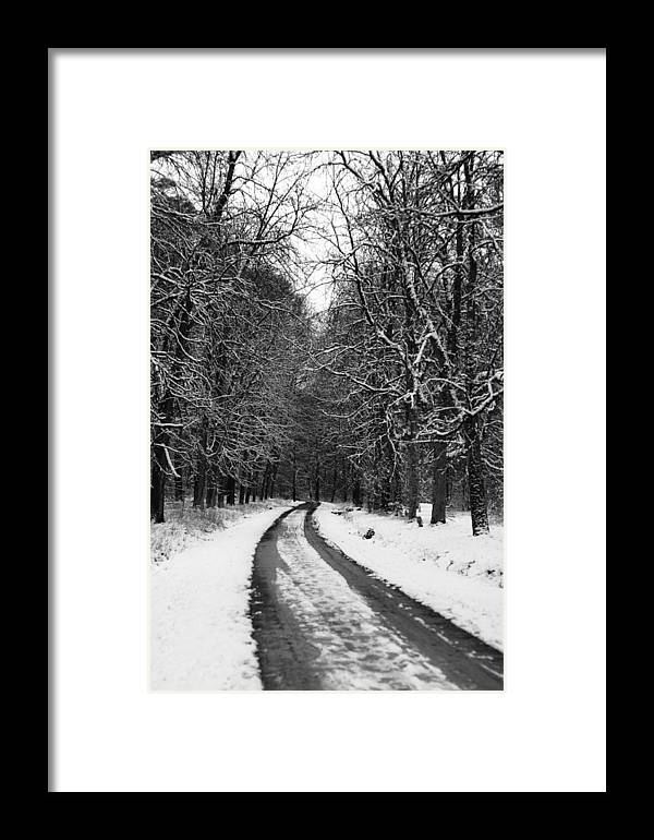 Home Framed Print featuring the photograph Returning Home by Miguel Winterpacht