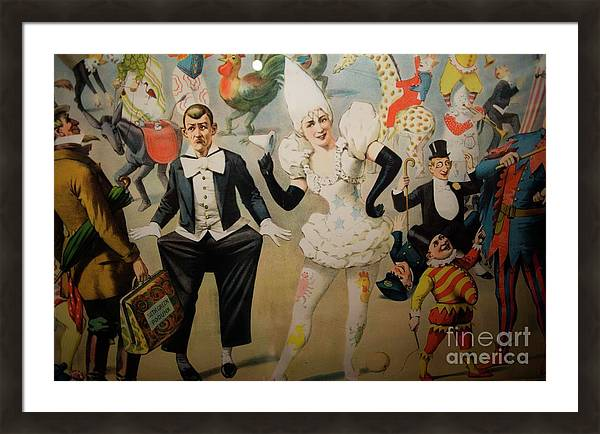 Ringling Brothers and Barnum and Bailey by David Bearden