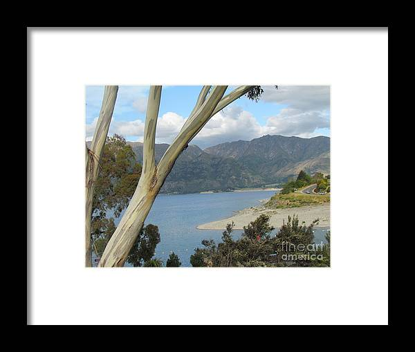 Rivers Framed Print featuring the photograph Rivers by Joyce Woodhouse