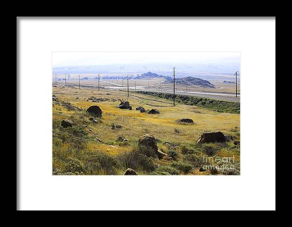 Country Framed Print featuring the photograph Riverside Passed By by Viktor Savchenko