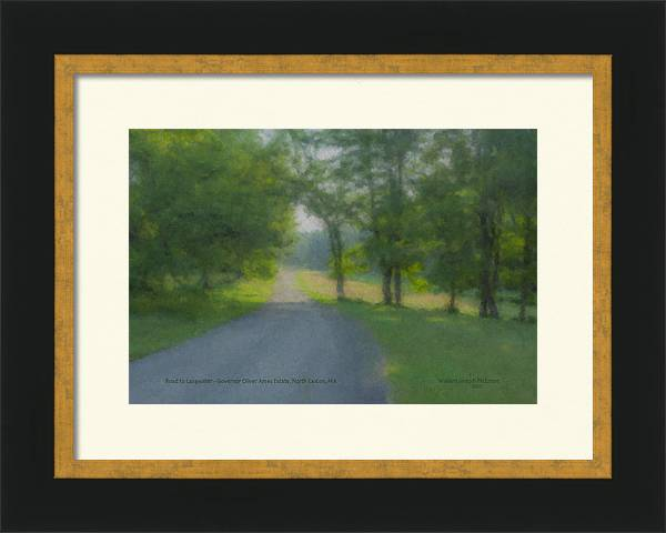Road to Langwater Estate by Bill McEntee