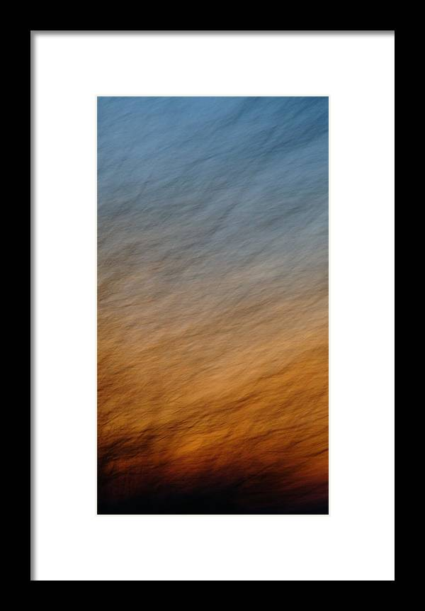 Fine Art Photography Framed Print featuring the photograph Roar by Melody Dawn Germain