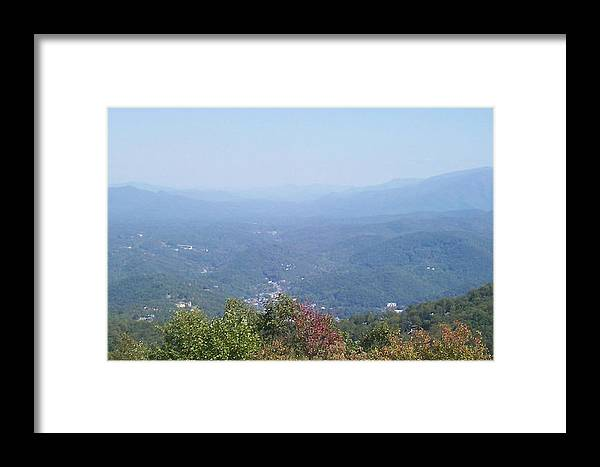 Tennessee Framed Print featuring the photograph Rocky Top Tennessee 2 by Paula Ferguson