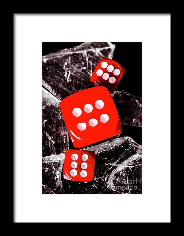Sharp Framed Print featuring the photograph Roll Play Of Still Life by Jorgo Photography - Wall Art Gallery