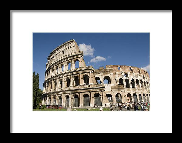 Rome Framed Print featuring the photograph Rome by Charles Ridgway