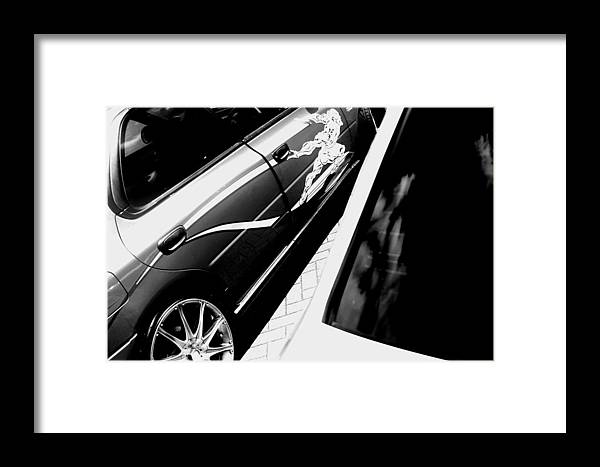 Photographer Framed Print featuring the photograph S 1 by Jez C Self