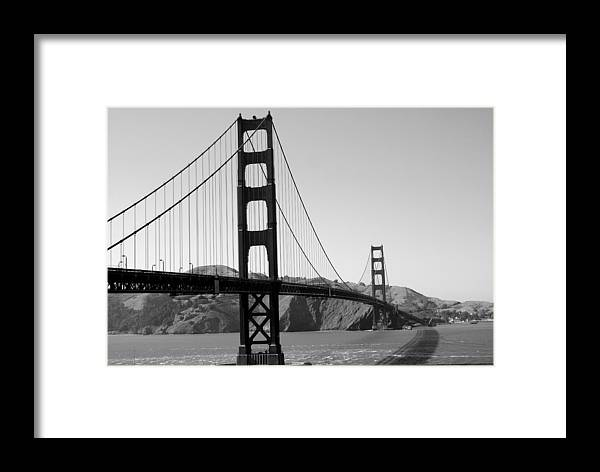 Architecture Framed Print featuring the photograph San Fran Architectural Gem by Sonja Anderson