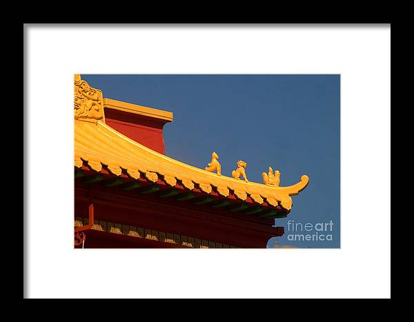 America Framed Print featuring the photograph San Francisco California China Town by Michael Hoard