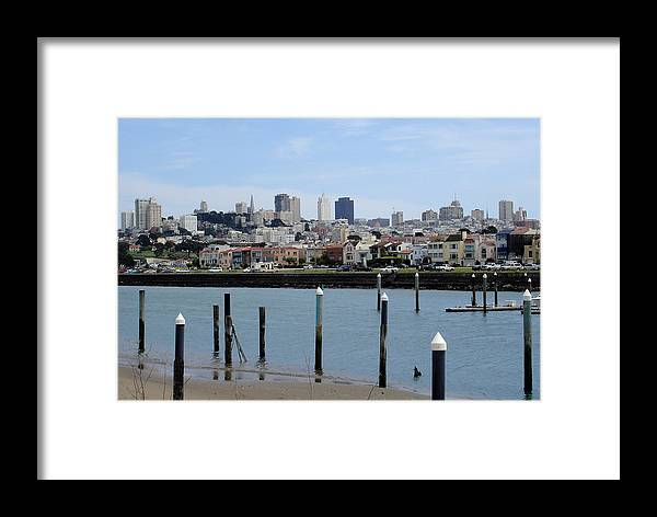 San Francisco Framed Print featuring the photograph San Francisco by Michael Simeone