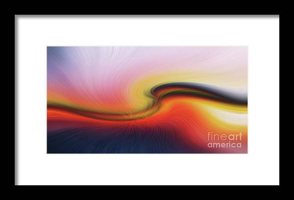 Design Framed Print featuring the photograph Sand Dune Fiber 0610 by Howard Roberts