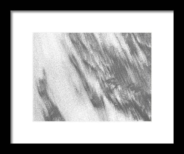 Beach Framed Print featuring the photograph Sand1 by Evguenia Men