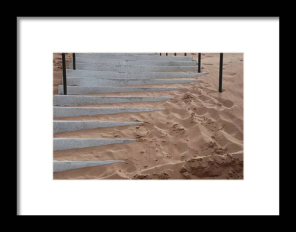 Pop Art Framed Print featuring the photograph Sands Of Time by Rob Hans