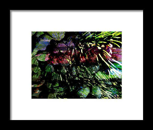 Rocks Framed Print featuring the photograph Saskatchewan 3 by Lisa Smith