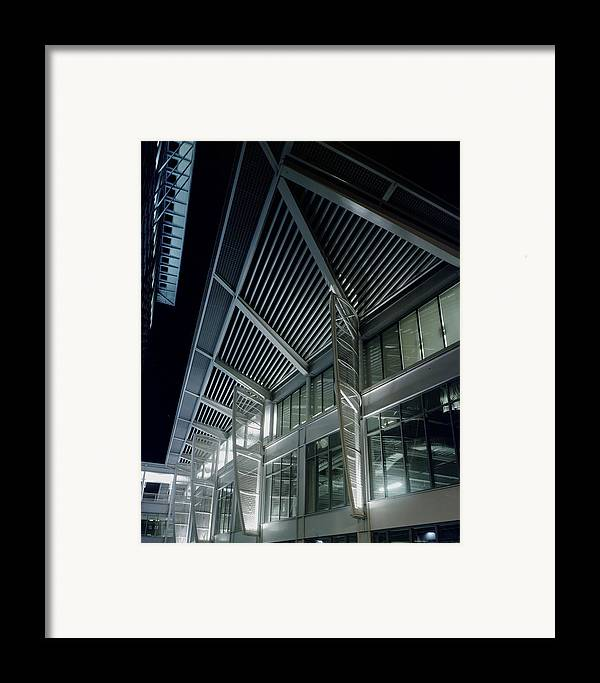 Seaport Framed Print featuring the photograph Seaport by Robert Ruscansky