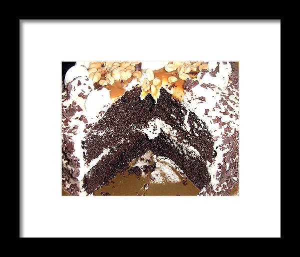 Seets Framed Print featuring the photograph Seconds Please by Nicole I Hamilton
