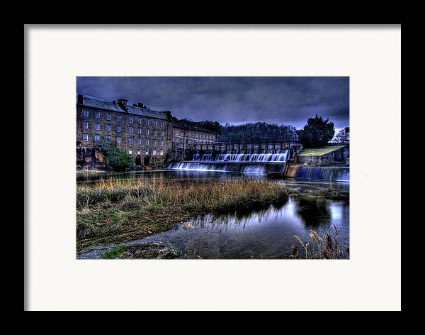 Serene Framed Print featuring the photograph Serenity by Christopher Lugenbeal