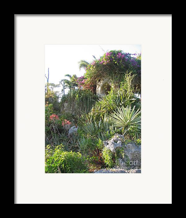 Landscape Framed Print featuring the photograph Serenity by Stephanie Richards