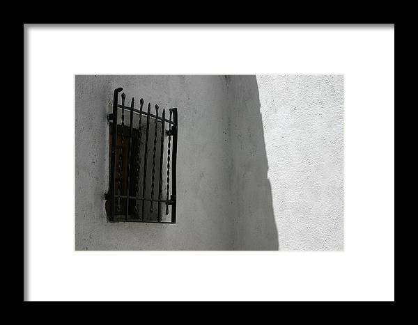 Photographer Framed Print featuring the photograph Shaded Twice by Jez C Self