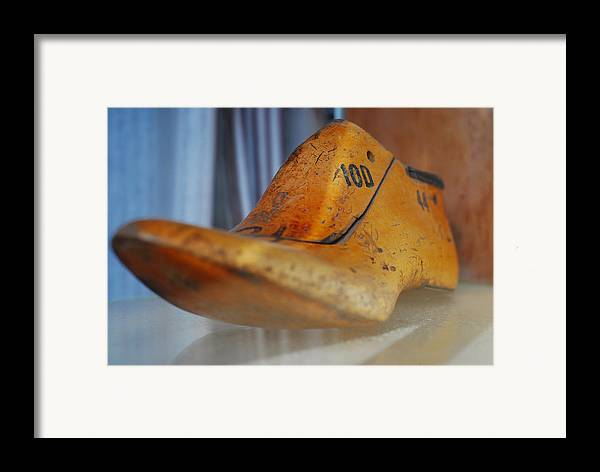 Wooden Framed Print featuring the photograph Shape Shifter by Skip Hunt