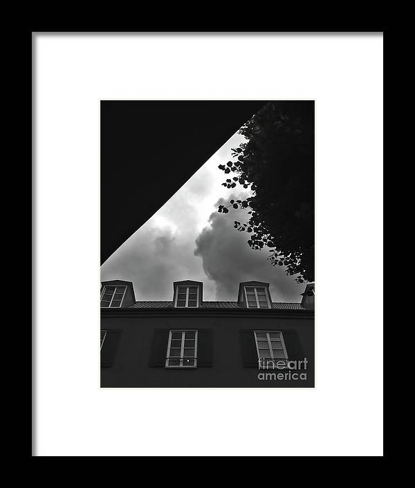 Denmark Framed Print featuring the photograph Shapes Of Denmark by Bruce E Dall