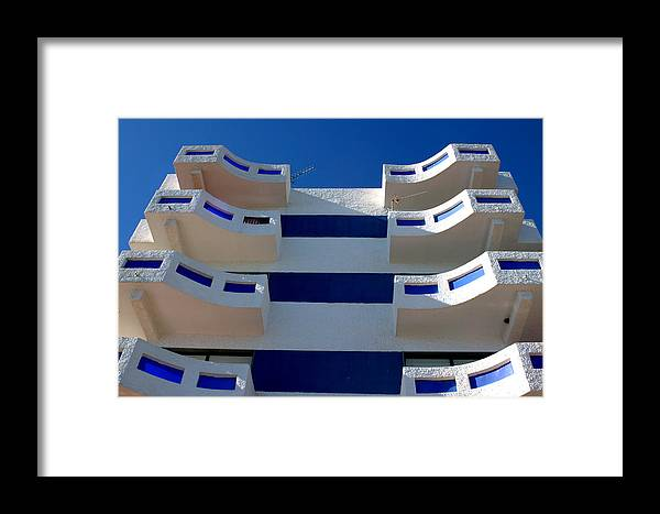 Jez C Self Framed Print featuring the photograph Shoe Flats by Jez C Self
