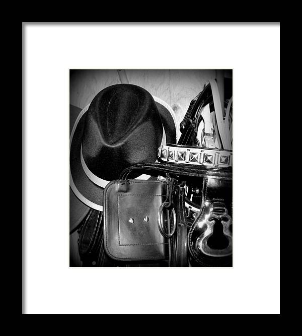 Show Time Framed Print featuring the photograph Show Time by Karen Cook