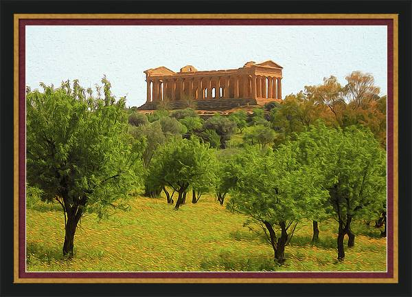 Sicily, Agrigento and the Valley of the Temples - 10 by Andrea Mazzocchetti