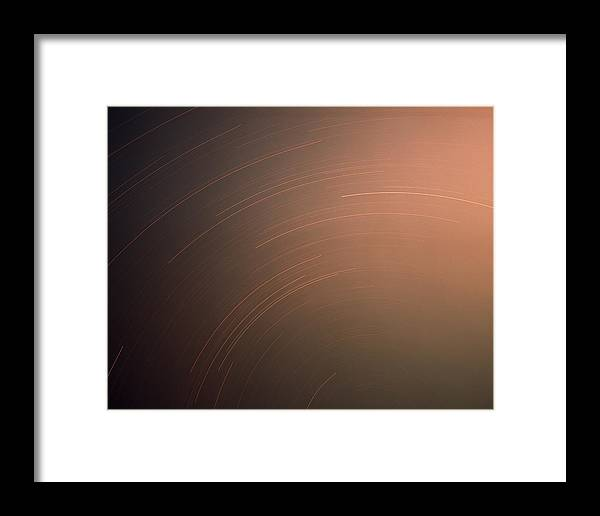 Nature Framed Print featuring the photograph Silver Star Dial by Benjamin Garvey