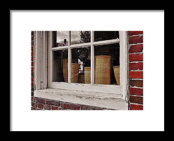 Nantucket Framed Print featuring the photograph Simple Nantucket by JAMART Photography