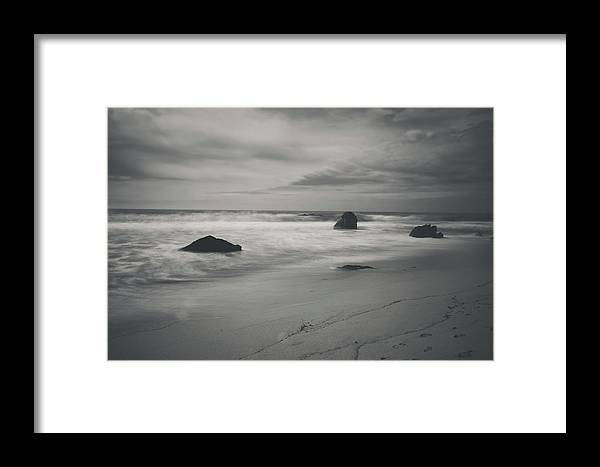 Garrapata State Park Framed Print featuring the photograph Since Our Last Goodbye by Laurie Search