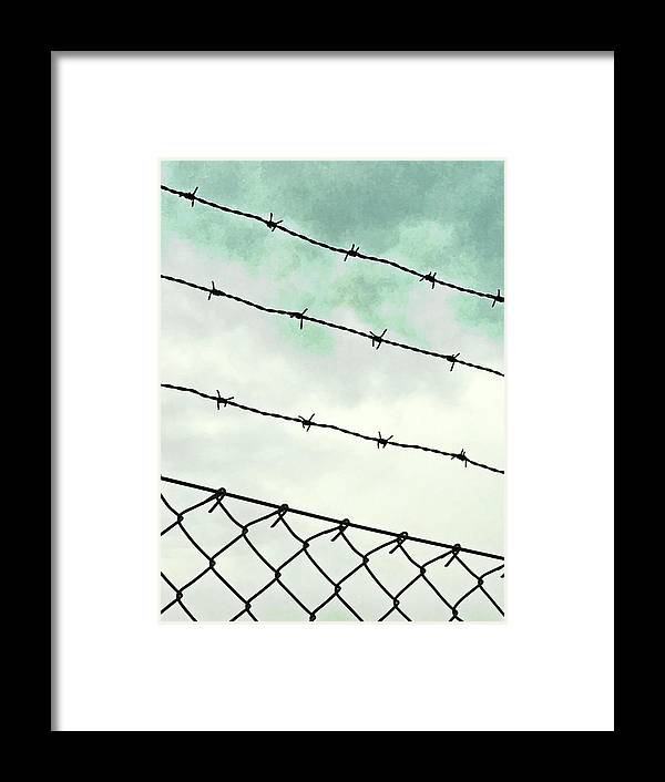 Sky Framed Print featuring the photograph Sky Limited by HazelPhoto