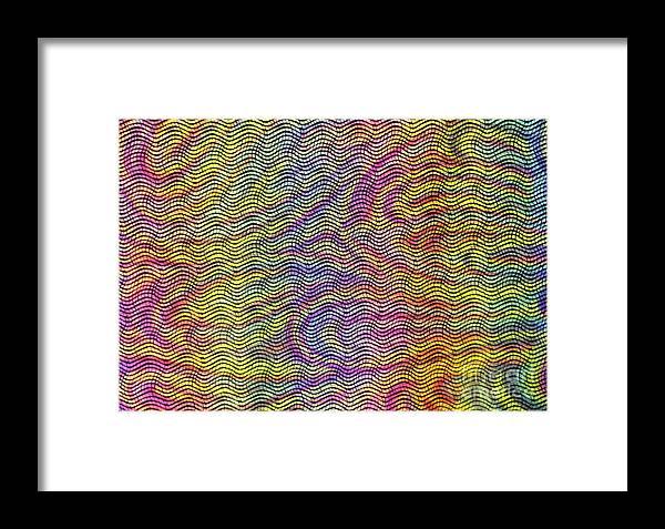 Slinky Framed Print featuring the photograph Slinky by Nareeta Martin