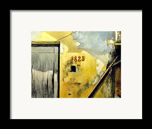 Havana Framed Print featuring the painting Solana by Tomas Castano