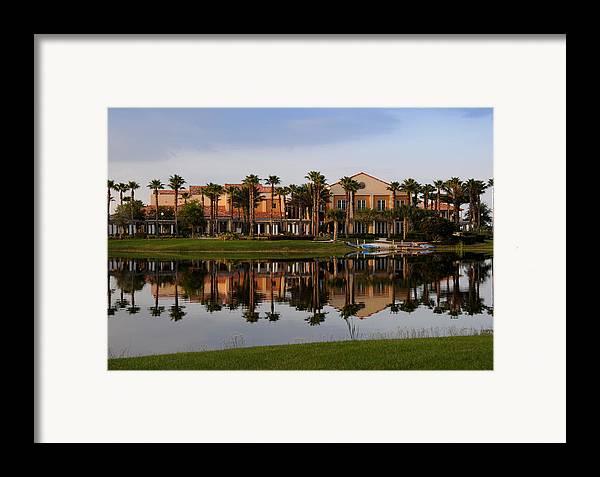 Huisken Framed Print featuring the photograph Solivita by Lyle Huisken
