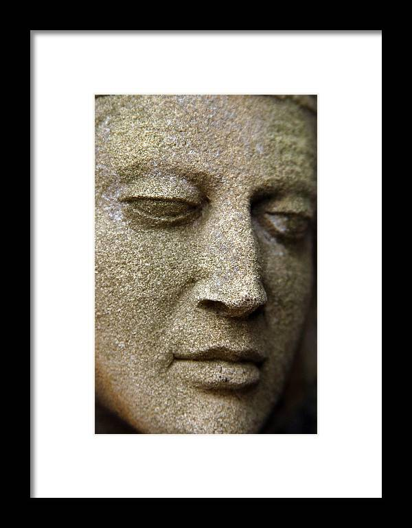 Jez C Self Framed Print featuring the photograph Solo by Jez C Self