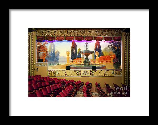 Kansas Framed Print featuring the photograph South Mural by Fred Lassmann