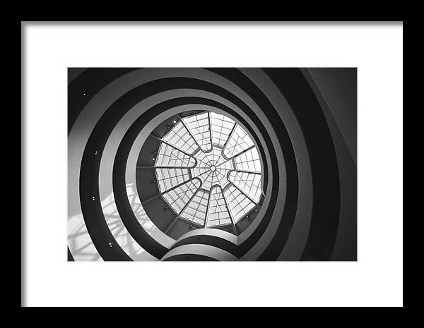 Spiral Framed Print featuring the photograph Spirals by Caroline Clark