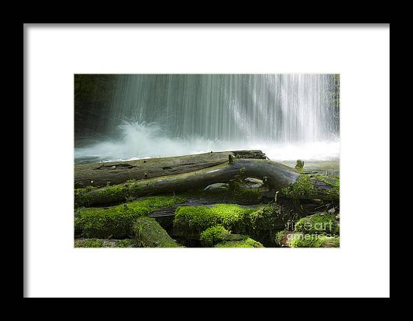Idaho Framed Print featuring the photograph Splash by Idaho Scenic Images Linda Lantzy