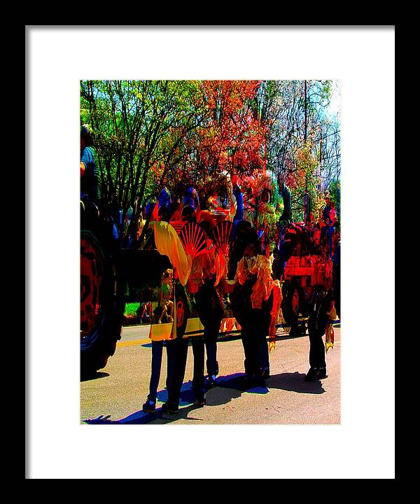 Farms Framed Print featuring the photograph Spring Crops by Lee M Plate
